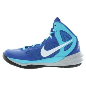 Mens Game Royal Blue White Prime Hype DF Shoes
